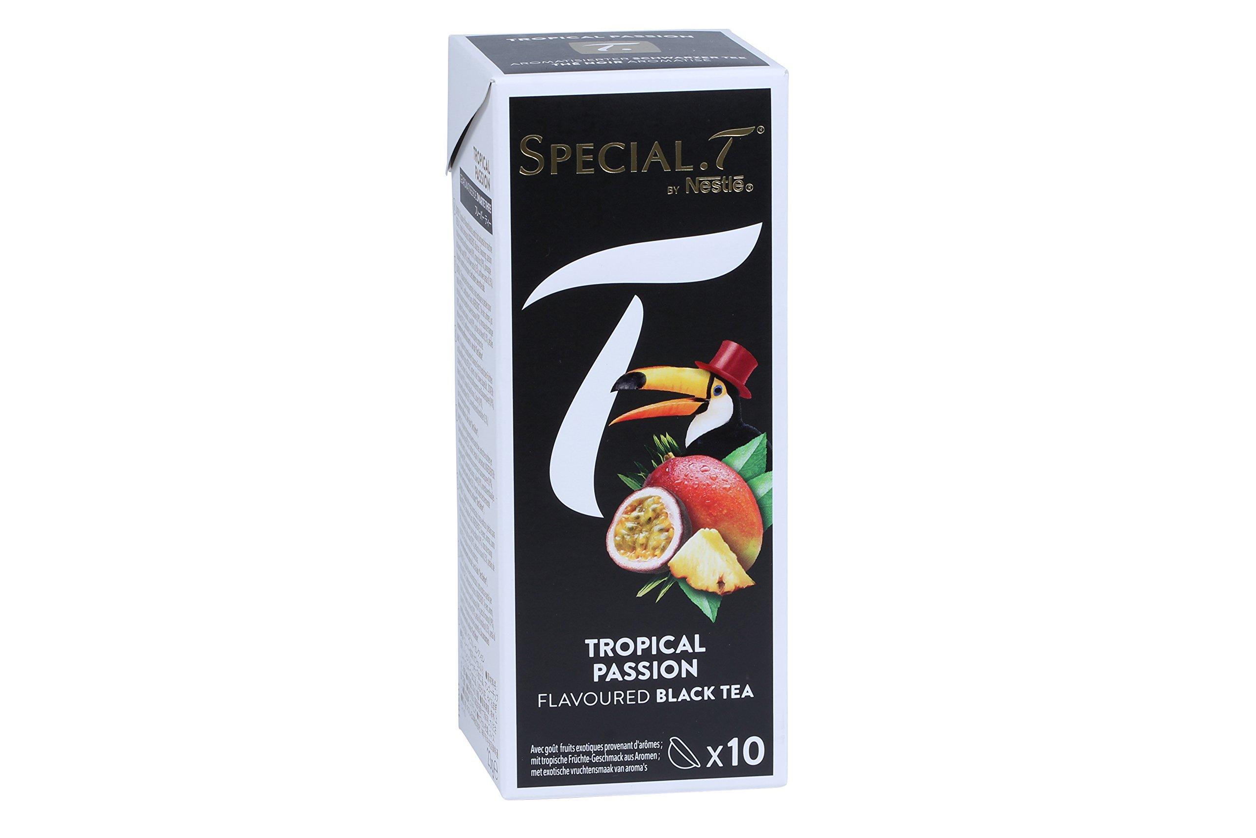 SpecialT–Exotic-Set–Schwarz-Grn-Frchte-und-Rooibostees-5-Sorten–10-Kapseln