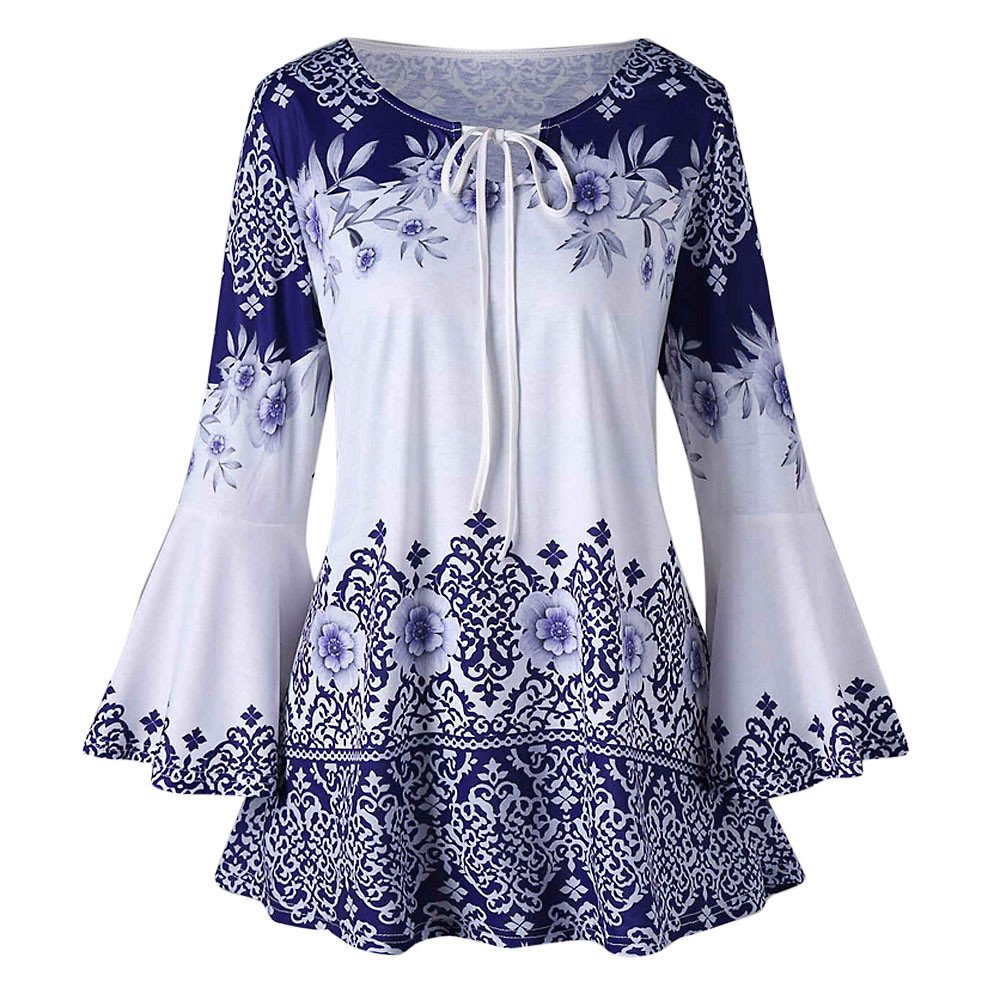 Ansenesna-Tops-Damen-Herbst-Groe-Gren-Langarm-Blumen-Bedruckt-Elegant-Shirt-Bluse-Mdchen-Fledermausrmel-Vintage-Slim-Fit