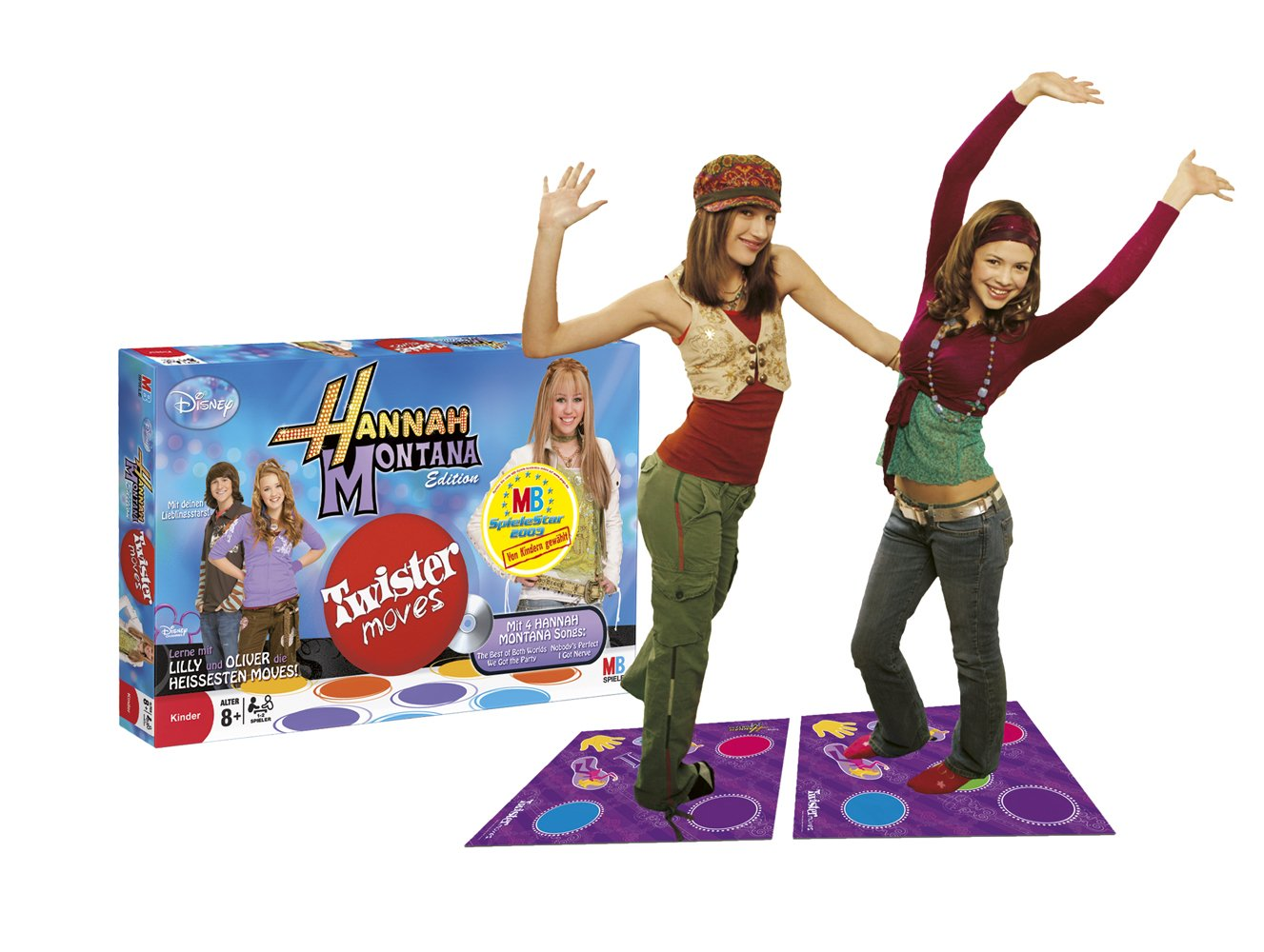 Hasbro-46808100-MB-Twister-Moves-Hannah-Montana-inkl-2-CDs
