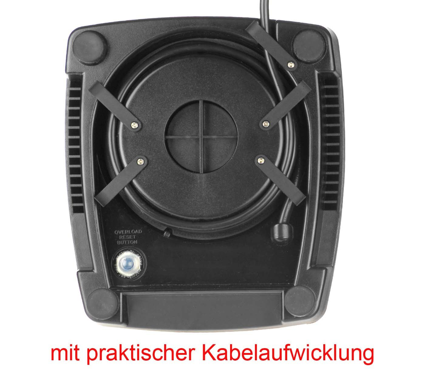 Profi-YaYago-Smoothie-Maker-Power-Mixer-Blender-Icecrusher-mit-Edelstahlmesser-bis-zu-38000-UmdrehungenMinute-ideal-fr-Smoothies