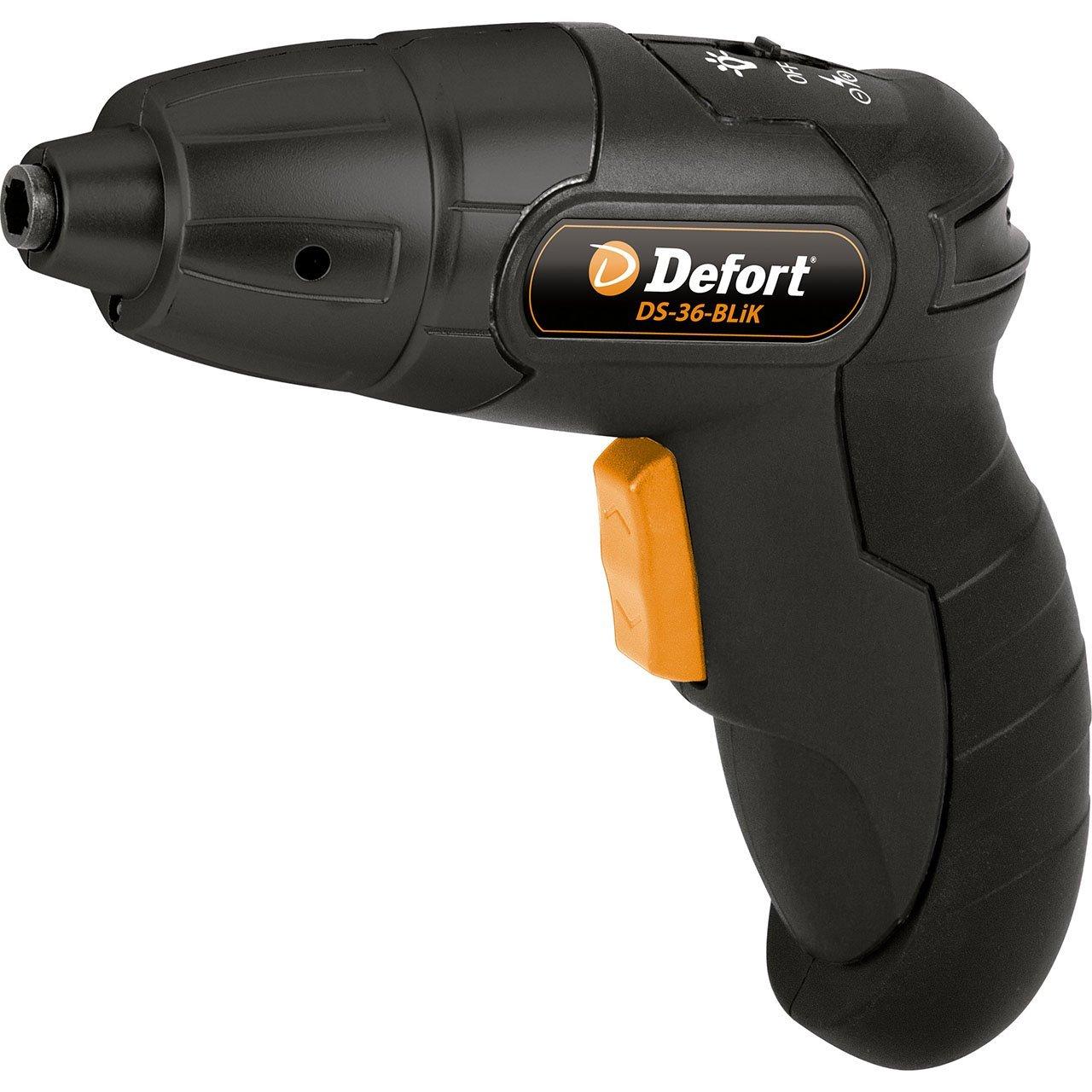 DeFort-DS-36-BLiK-Akkuschrauber-36-V1-Ah-Inkl-100-teilig-Bit-Satz-Bohrerset-Ladegert