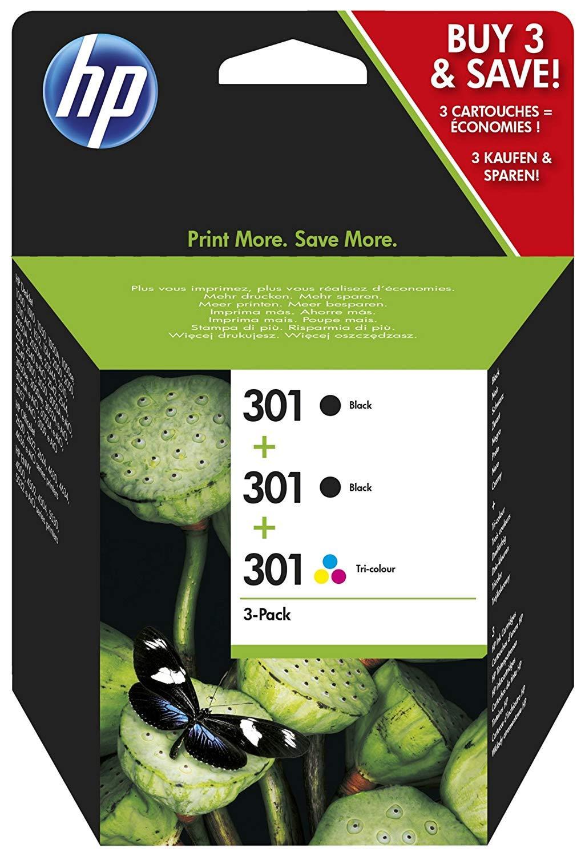 HP-301-Schwarz-Original-Druckerpatrone-fr-HP-Deskjet-HP-Envy-HP-Photosmart