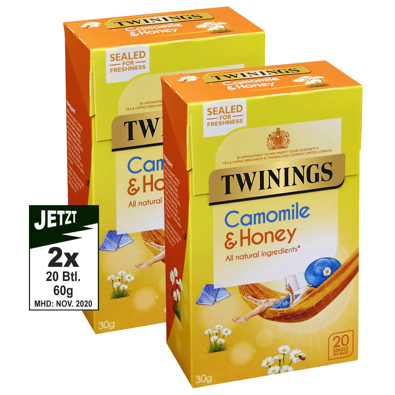 Twinings-Soothing-Camomile-Honey-20-Btl-30g-Kamillentee-mit-Honig
