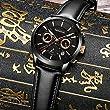 Kashidun-Quarzuhr-fr-Herren-sportliche-Militr-Armbanduhr-fr-die-Freizeit-wasserdicht-mit-Datumsanzeige-Leder-929