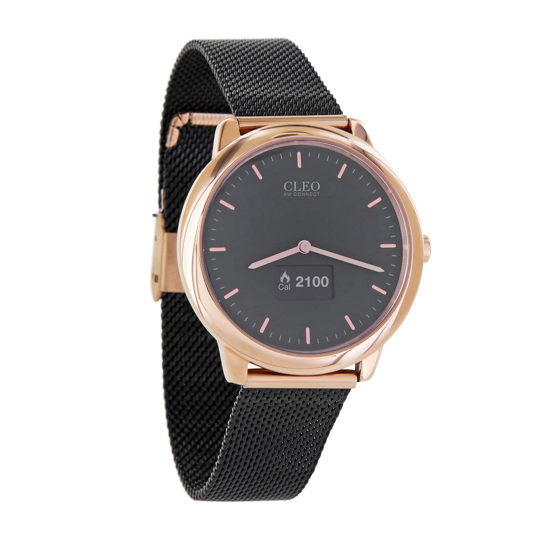 g nstig x watch cleo xw connect hybrid smartwatch f r. Black Bedroom Furniture Sets. Home Design Ideas