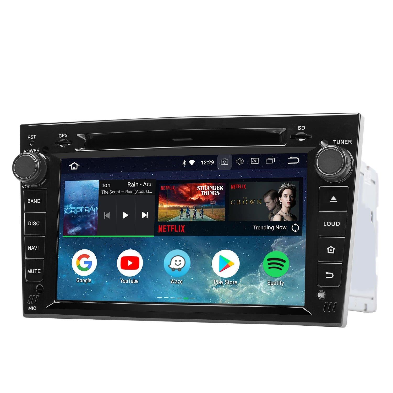 eonon-Android-8-Indash-Car-Digital-Audio-Video-Stereo-Autoradio-178-cm-LCD-Touchscreen-CD-DVD-GPS-Bluetooth-FM-AM-RDS-USB-SD-DAB-WiFi-Headunit-passen-fit-Opel-Vauxhall-Corsa-Vectra-Astra-GA9156A