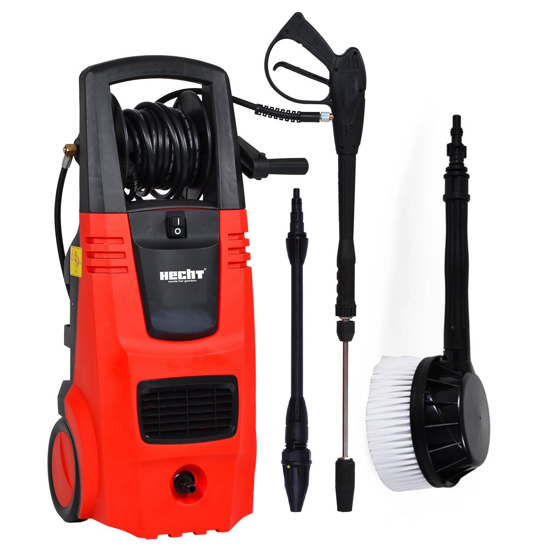 HECHT-Elektro-Hochdruckreiniger-326-Hochdruck-Spritzgert-2600-Watt-mit-Zubehr