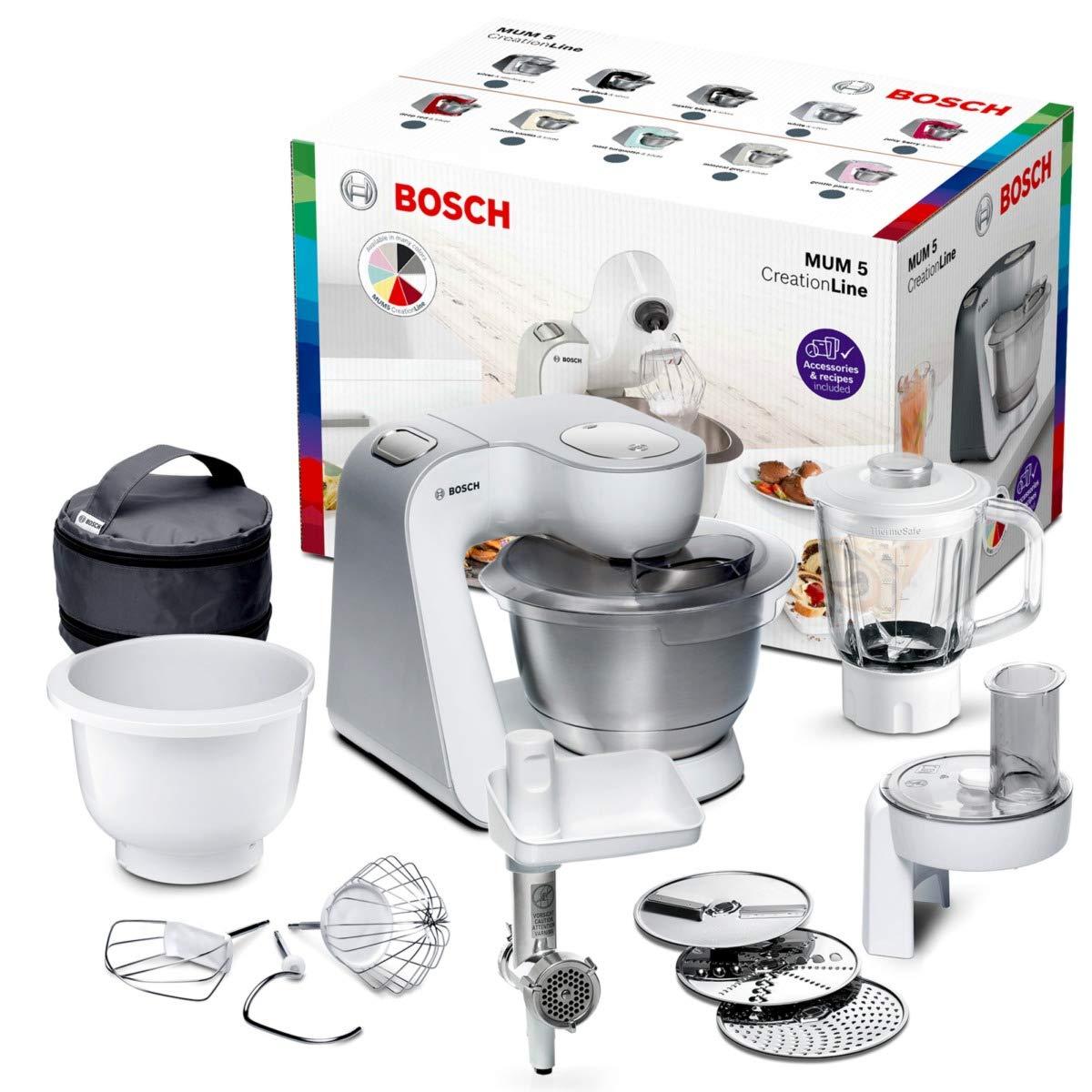 Küchenmaschine Bosch Mum5 2021
