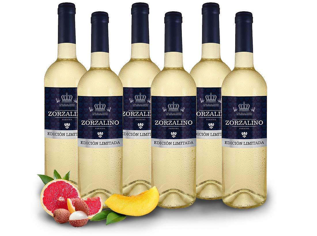 Zorzalino-Bianco-Viaoliva-Pardina-Extremadura-Spanien-Vorteilspaket-6-Fl-Weiwein