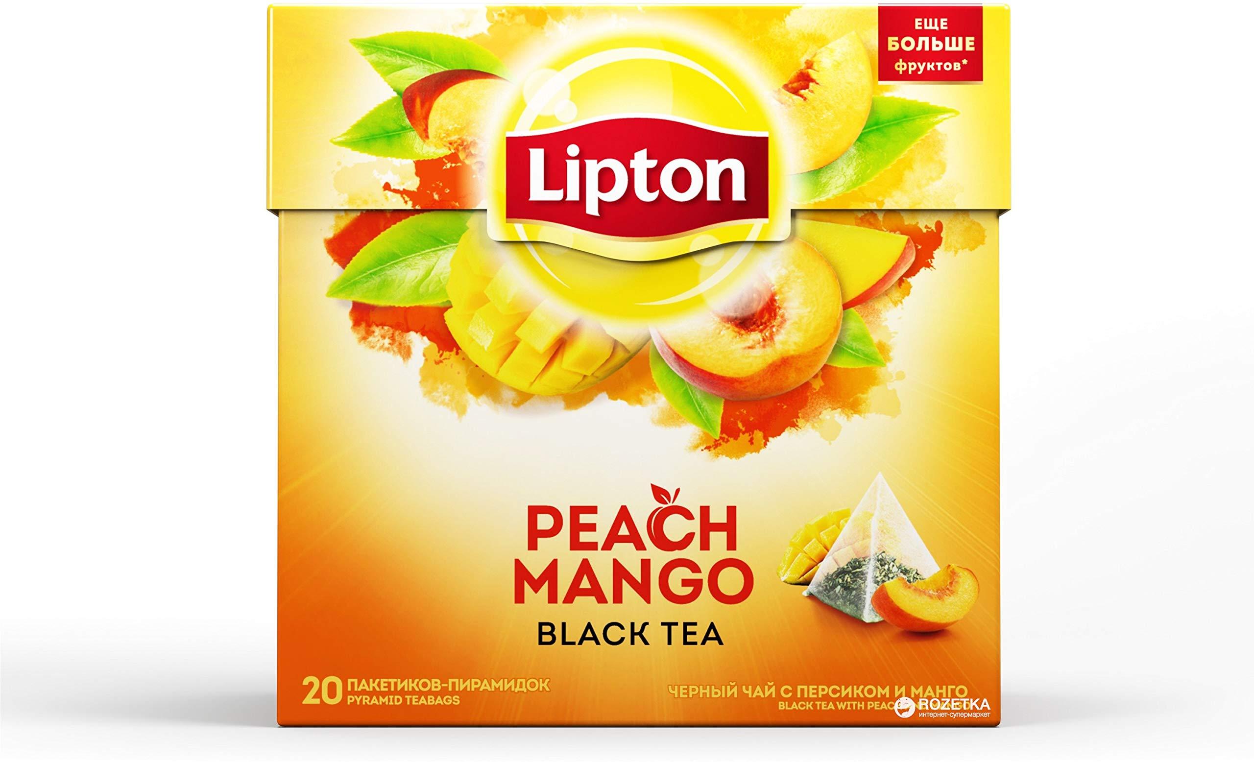 Lipton-Tea-Mango-und-Pfirsich-20-Pyramiden