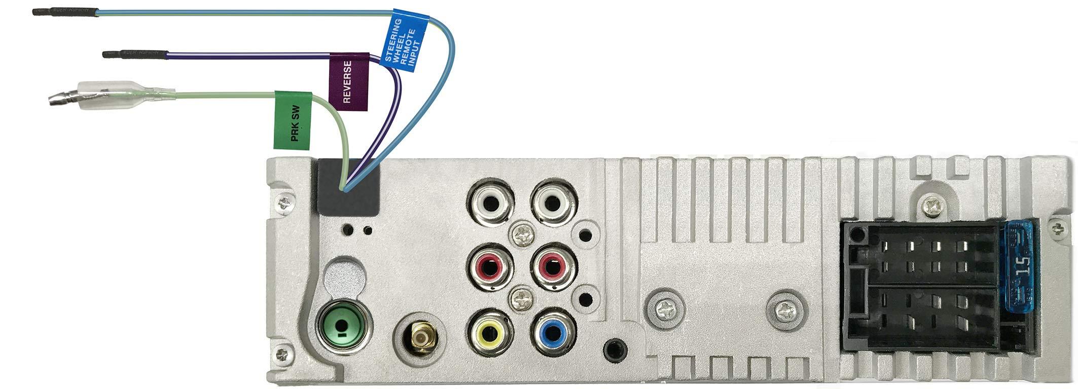 JVC-KD-X561DBT-Digital-Media-Receiver-mit-3-TFT-Farbdisplay
