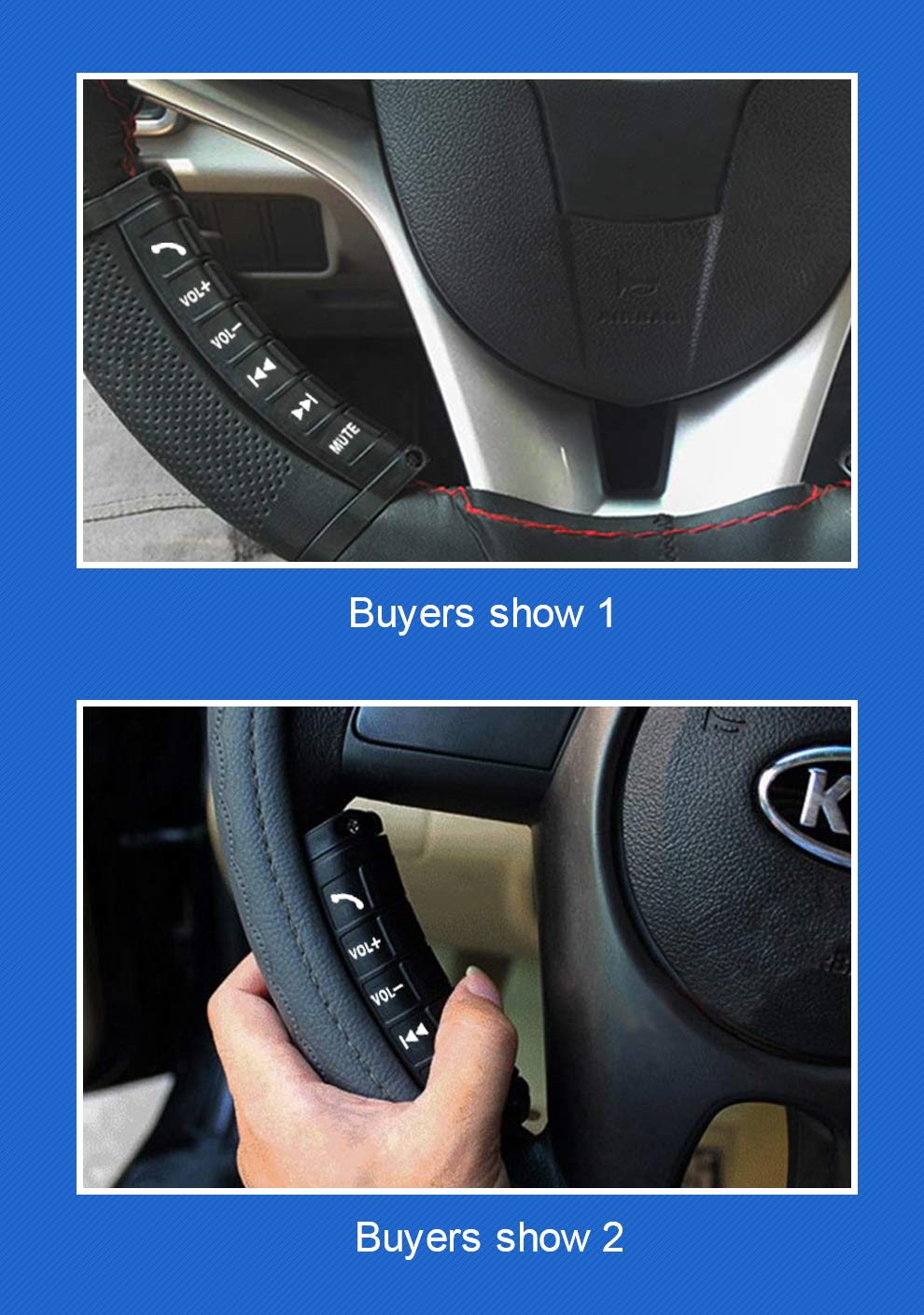 Doppel-Din-Autoradio-Fernbedienung-fr-MiCarBa-kompatibel-mit-den-meisten-Autoradios-MP5-CL7032353638