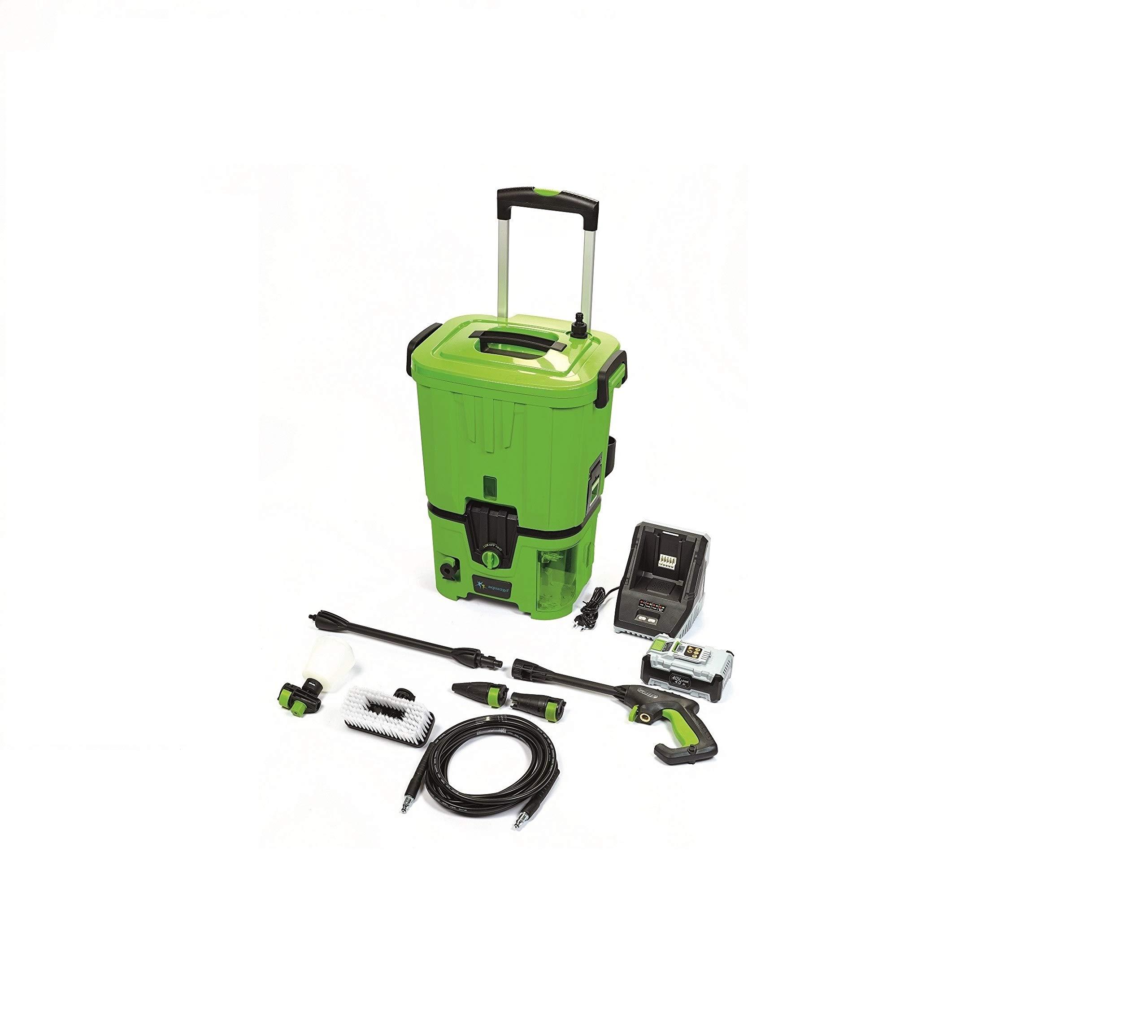 Aqua2go-GD650-KROSS-Mobile-Akku-Hochdruckreiniger-Grn