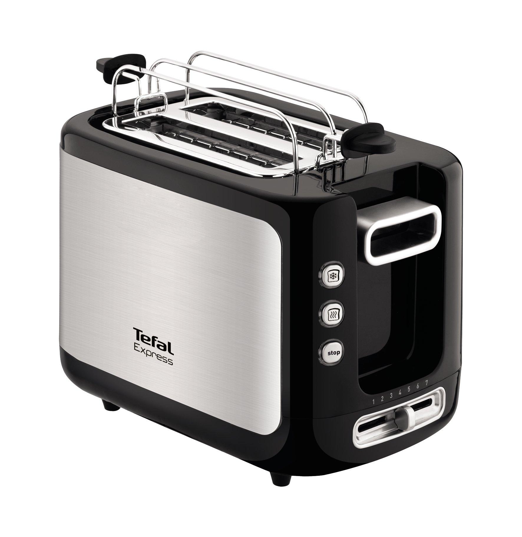 Tefal-TT3650-Toaster-Express-mit-Brtchenaufsatz-850-Watt