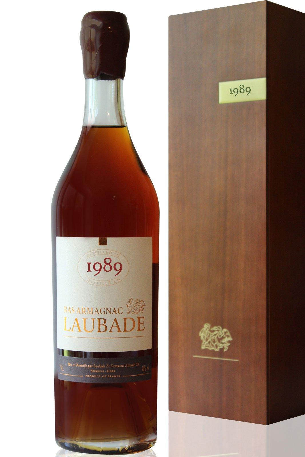 Armagnac-Chteau-de-laubade-Millsime-1989-70cl