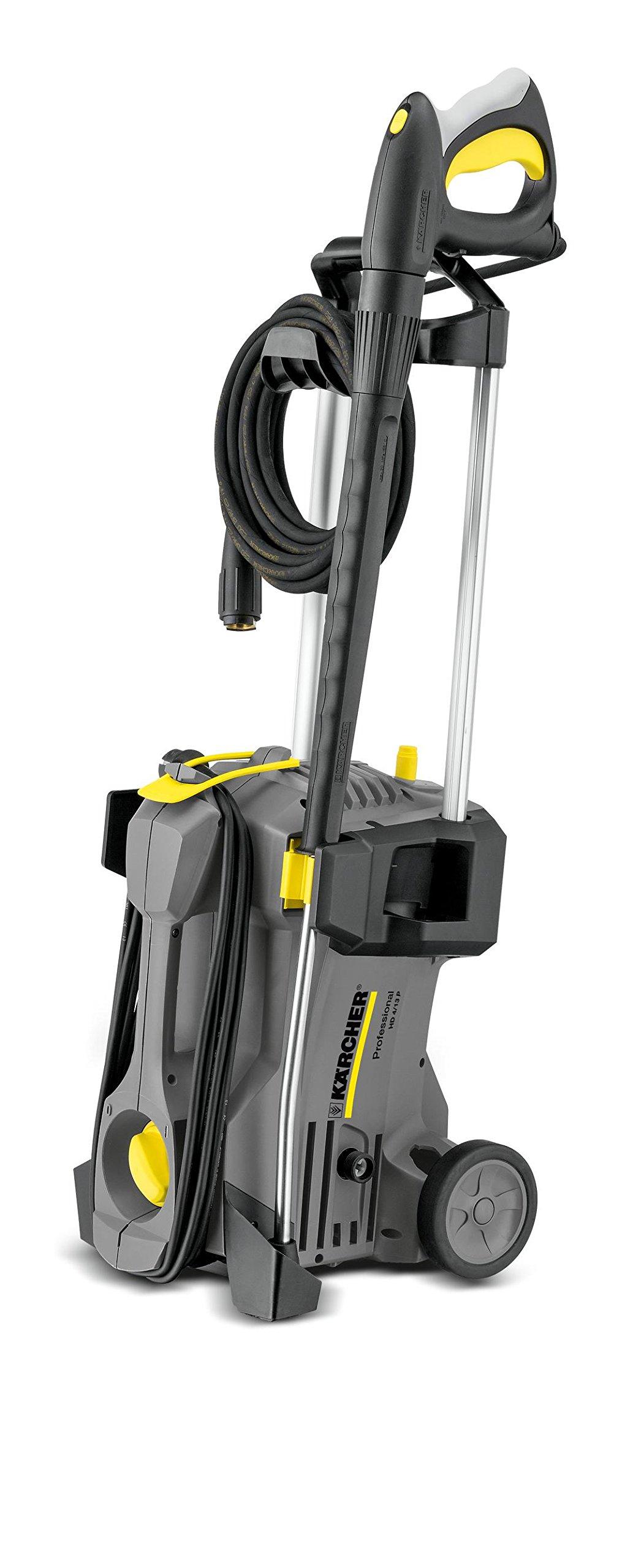 Krcher-HD-511-P-Plus-Reinigungstuch-Hohe-Druck-oder-Hochdruckreiniger-Hochdruckreiniger-5-m-110-bar-160-bar-2200-W-205-kg-351-mm