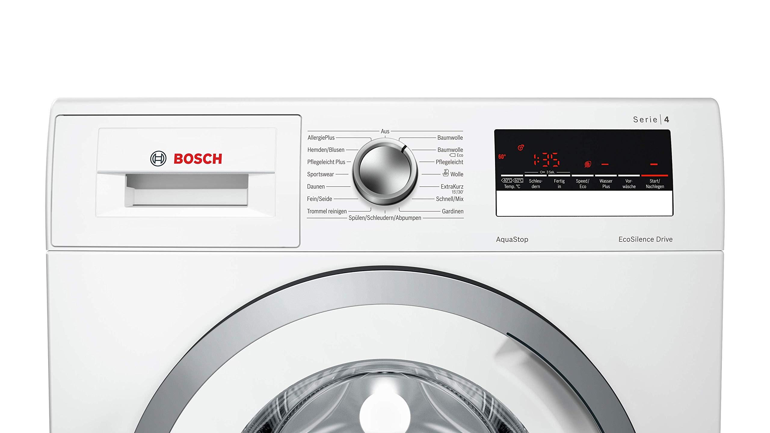 Bosch-WAN28270-Waschmaschine-FrontladerA-1400-UpMMetallverschlusshakenUnwuchtkontrollewei