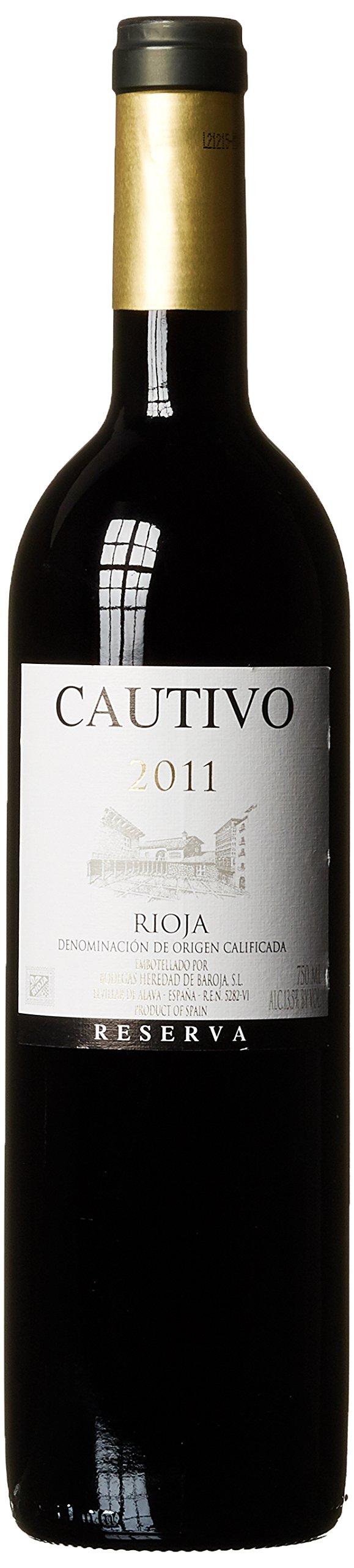 Bodegas-Heredad-de-Baroja-Cautivo-Rioja-Reserva-DOCa-Tempranillo-2011-Trocken-1-x-075-l