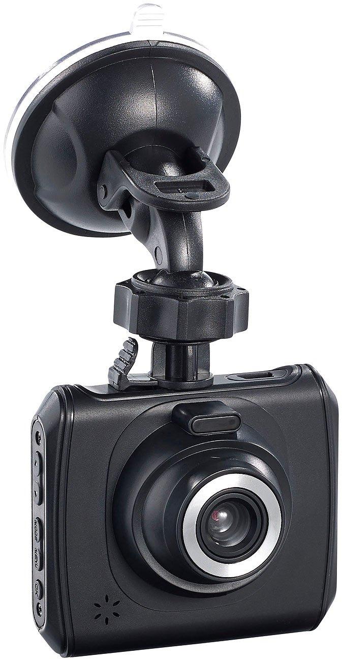 NavGear-VGA-Dashcam-MDV-2490-24-Display-mit-Bewegungserkennung