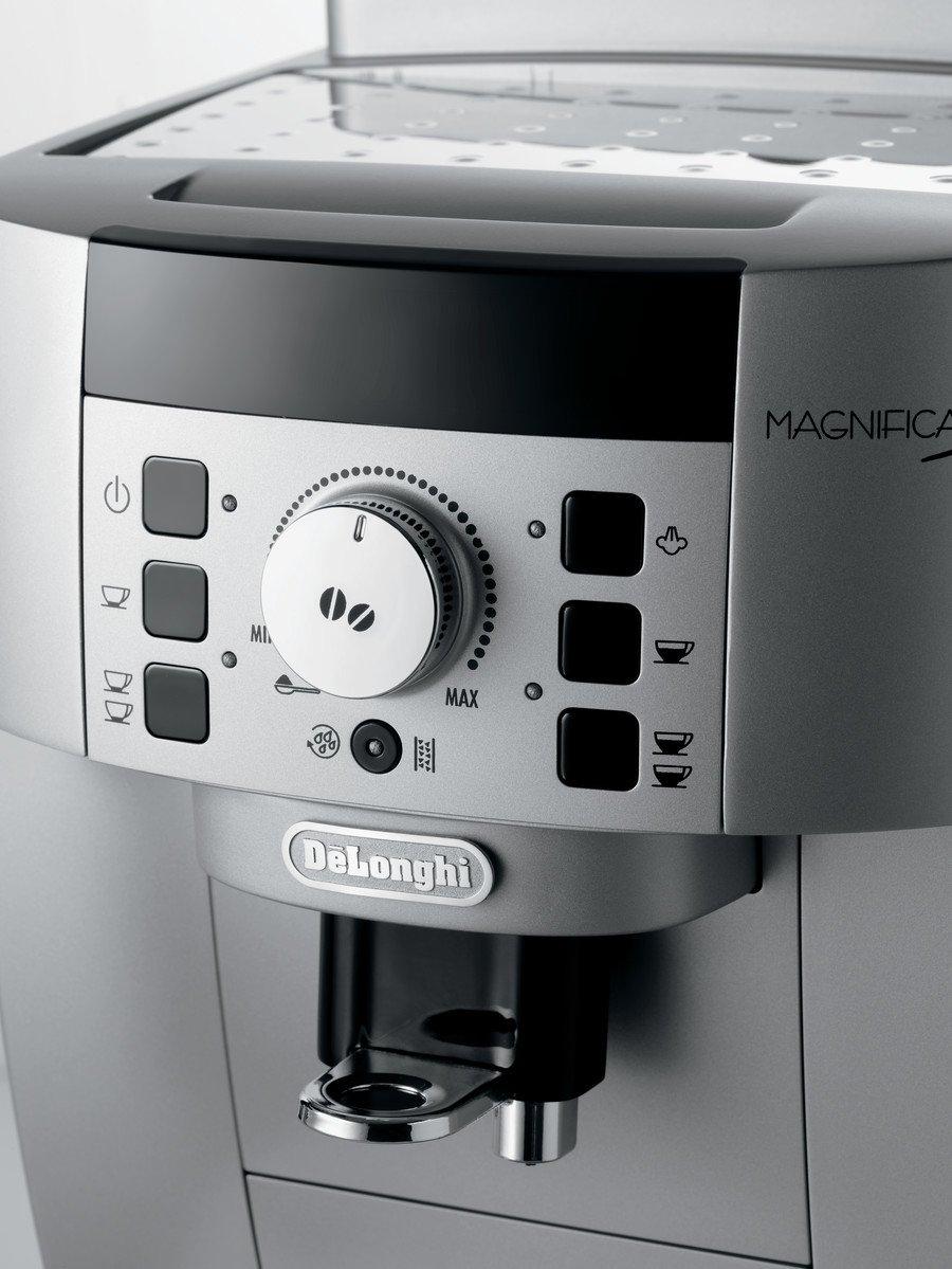 DeLonghi-ECAM-22110-SB-Kaffee-Vollautomat-1450-Watt-18-Liter-15-bar-Dampfdse