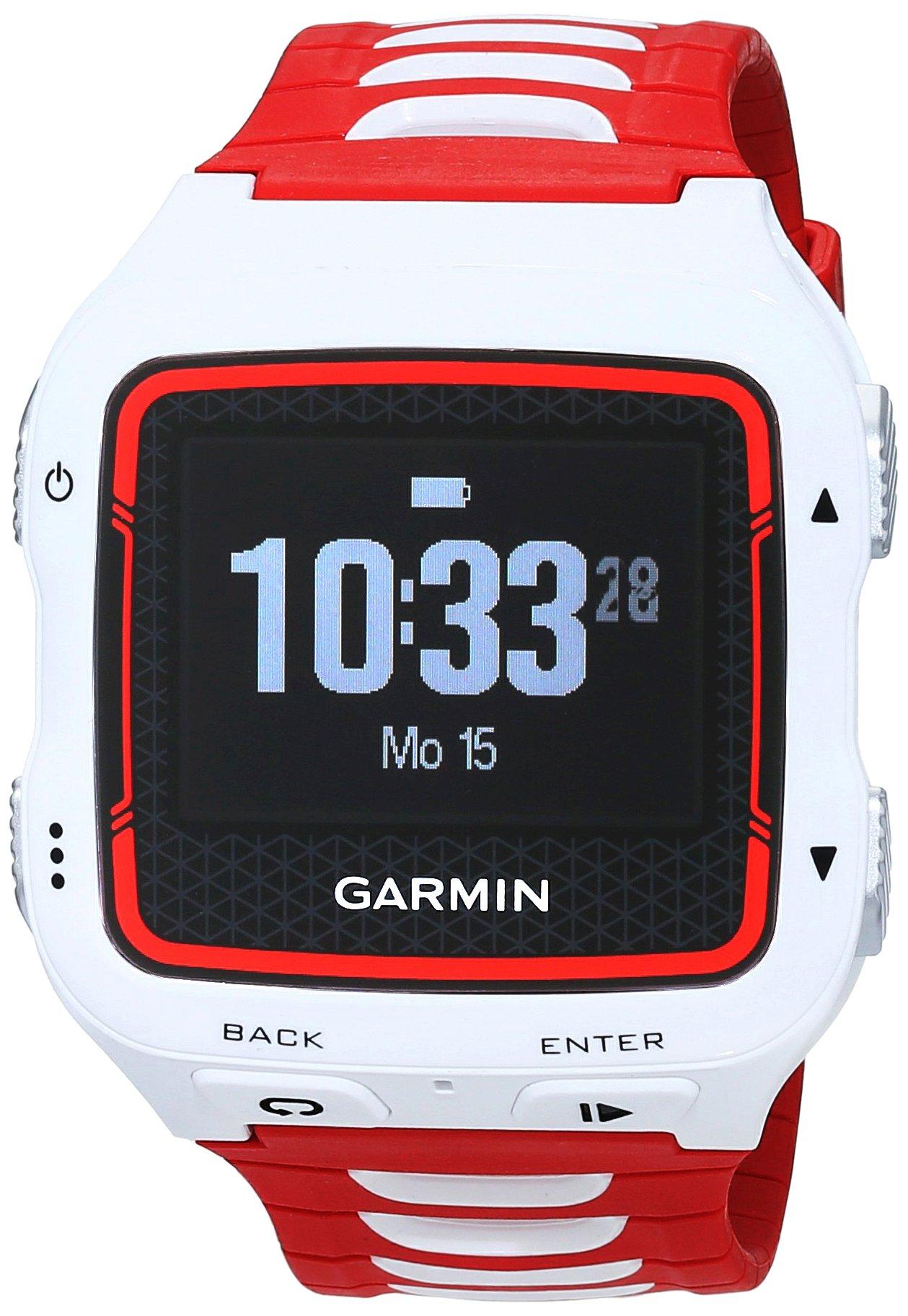 Garmin-Forerunner-920XT-Multisport-GPS-Uhr-Schwimm-Rad-Laufeffizienzwerte-inkl-Herzfrequenz-Brustgurt