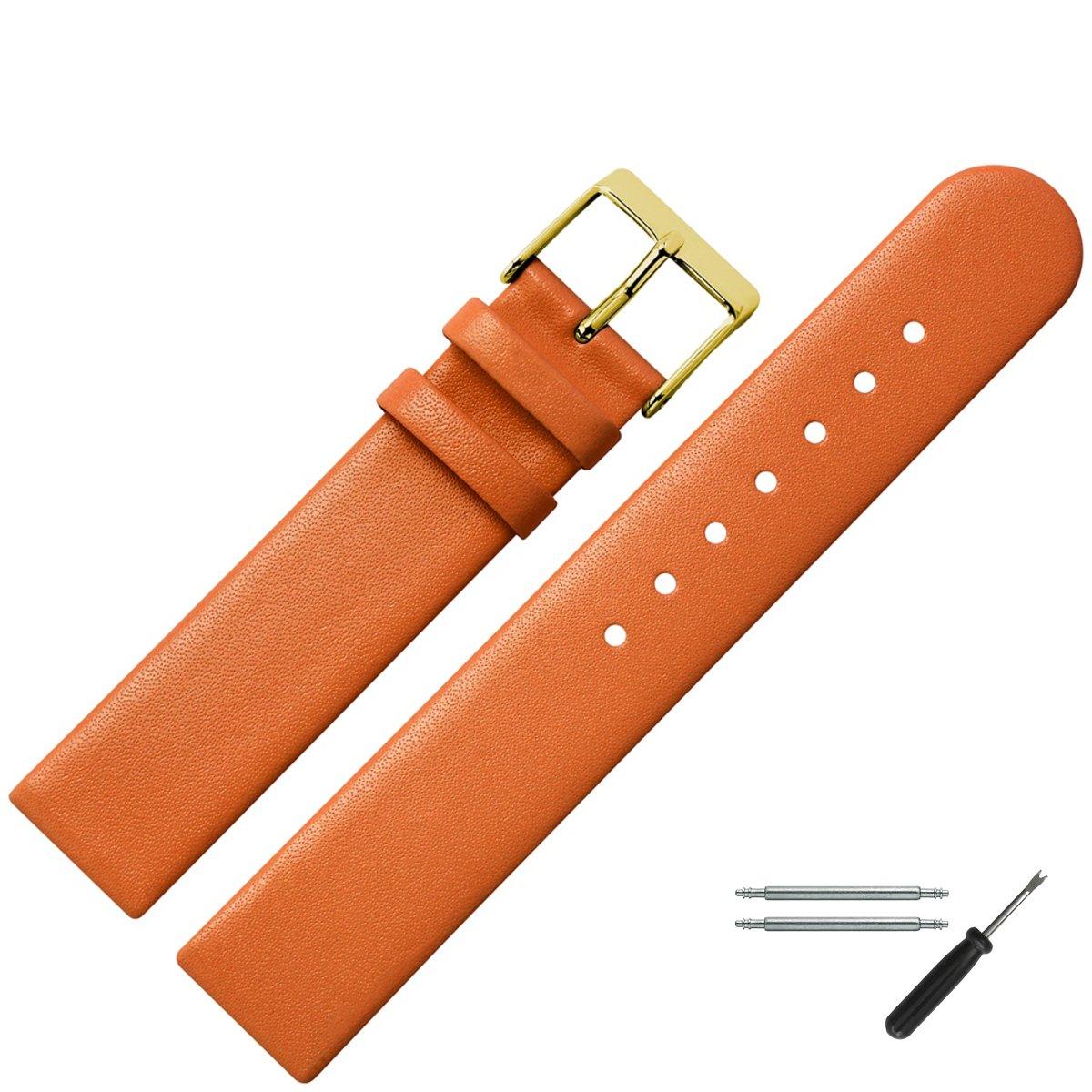 MARBURGER-Uhrenarmband-20mm-Leder-76120
