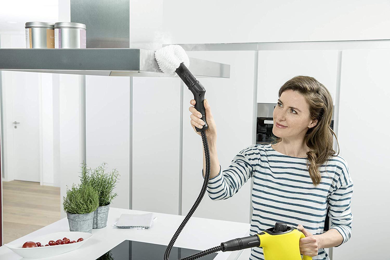 Krcher-Dampfreiniger-SC-1-EasyFix-Flchenleistung-je-Tankfllung-ca-20-m-Aufheizzeit-3-min-kompakt-handlich-leicht-verstaubar-flexibles-Dsengelenk-weiteres-Zubehr