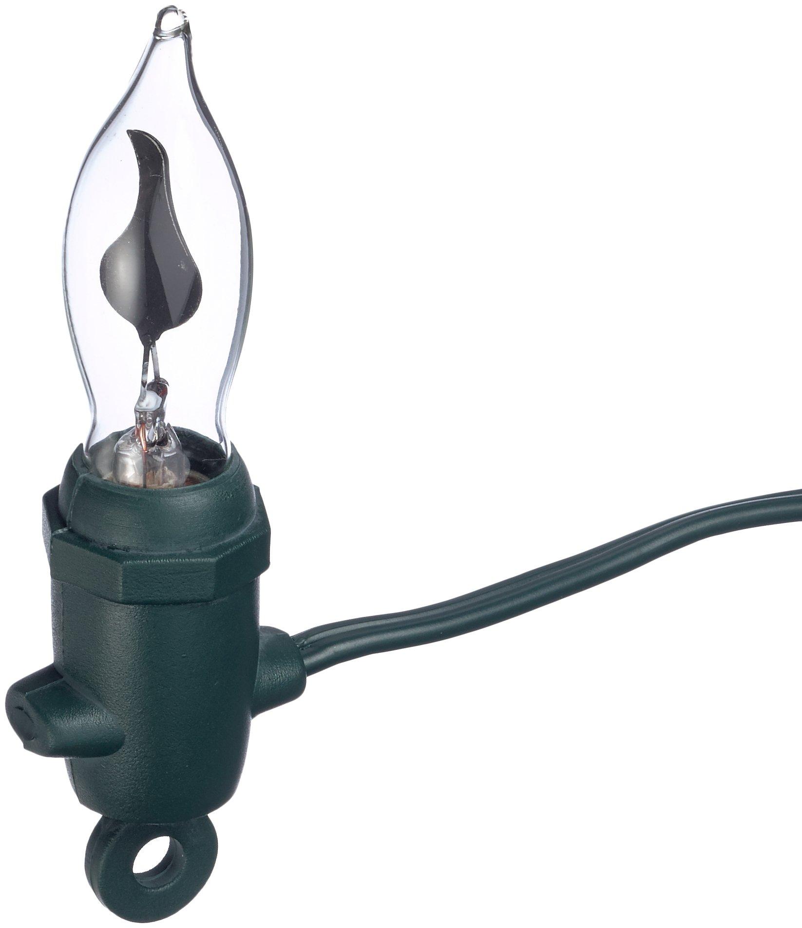 STARLIGHTS-Neon-Flamme-1-Lampe-230-VLnge-Kabel-2-m-30801