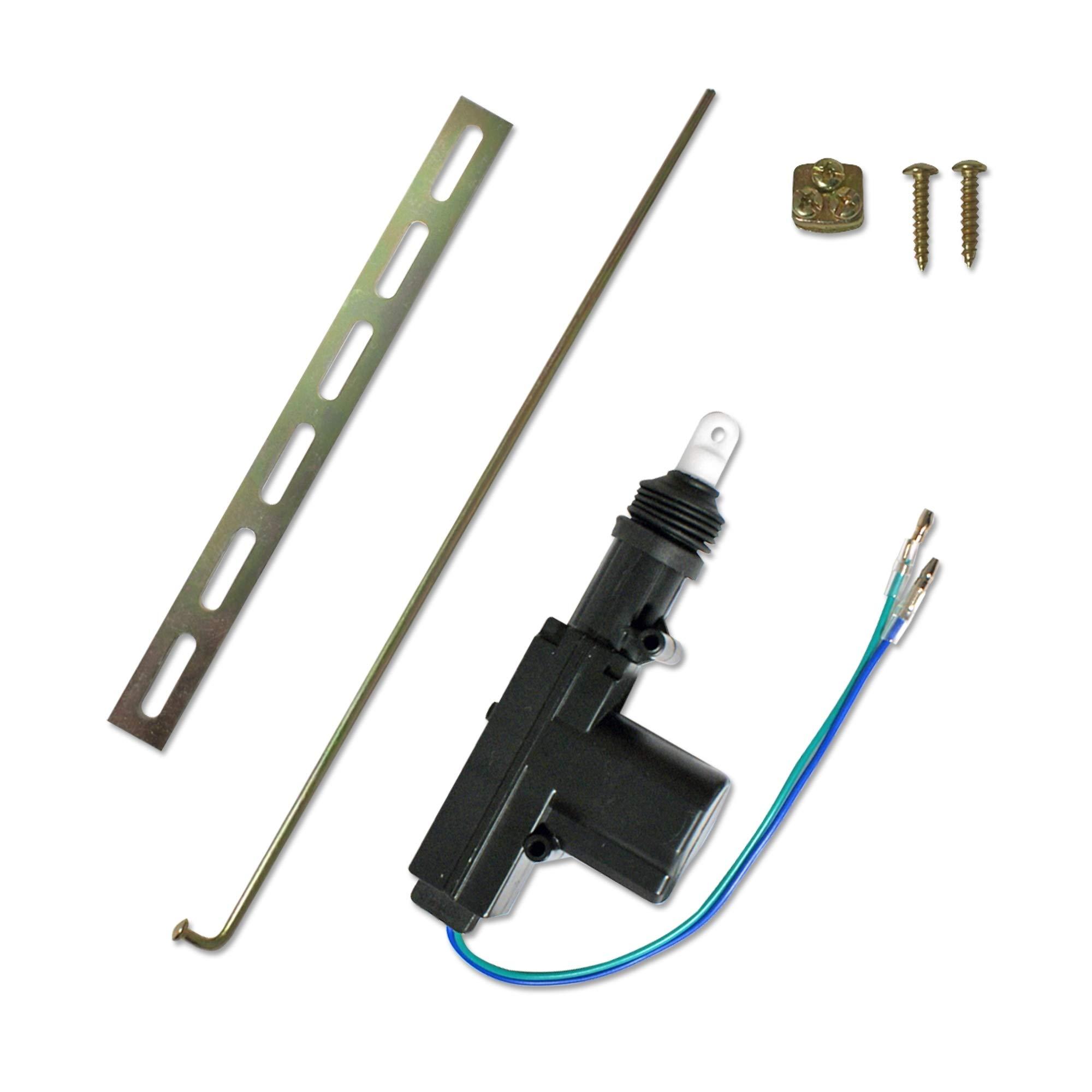 JOM-7103-1-Universal-Stellmotor-2-polig-als-Ersatz-Ergnzung-oder-Kofferraum-Entriegelung-oder-bei-Nachrstung-Slave-Motor-ohne-Schalter