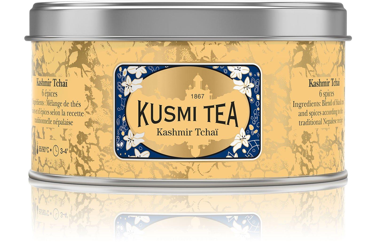 Kusmi-Kashmiir-Tchai-Schwarzteemischung