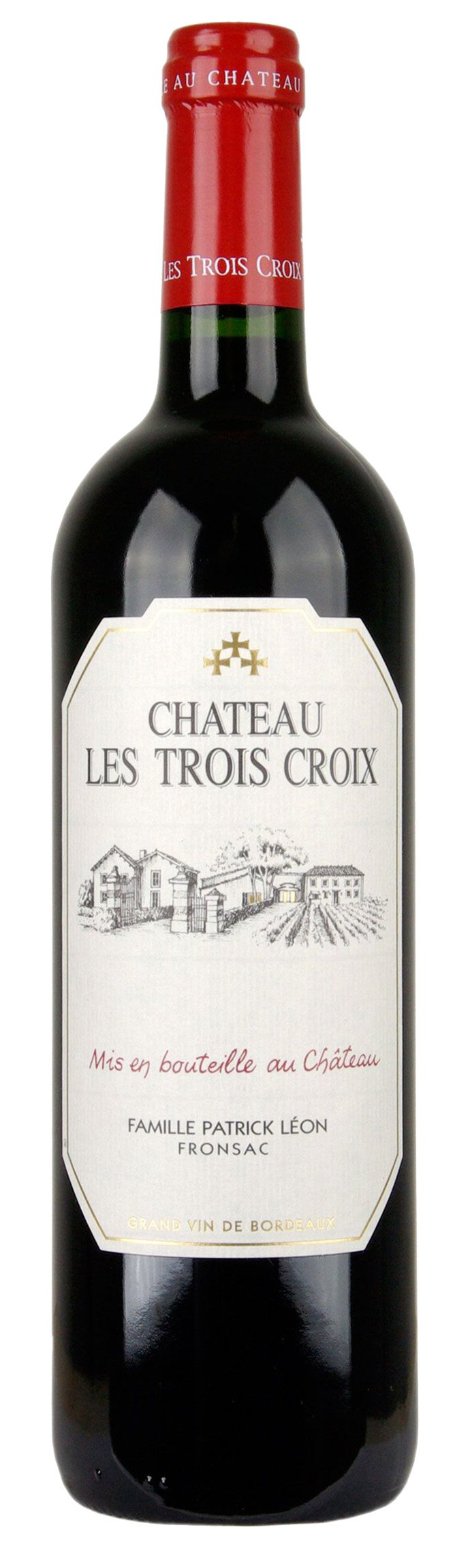 Chteau-Les-Trois-Croix-2009-Trocken-3-x-075-l