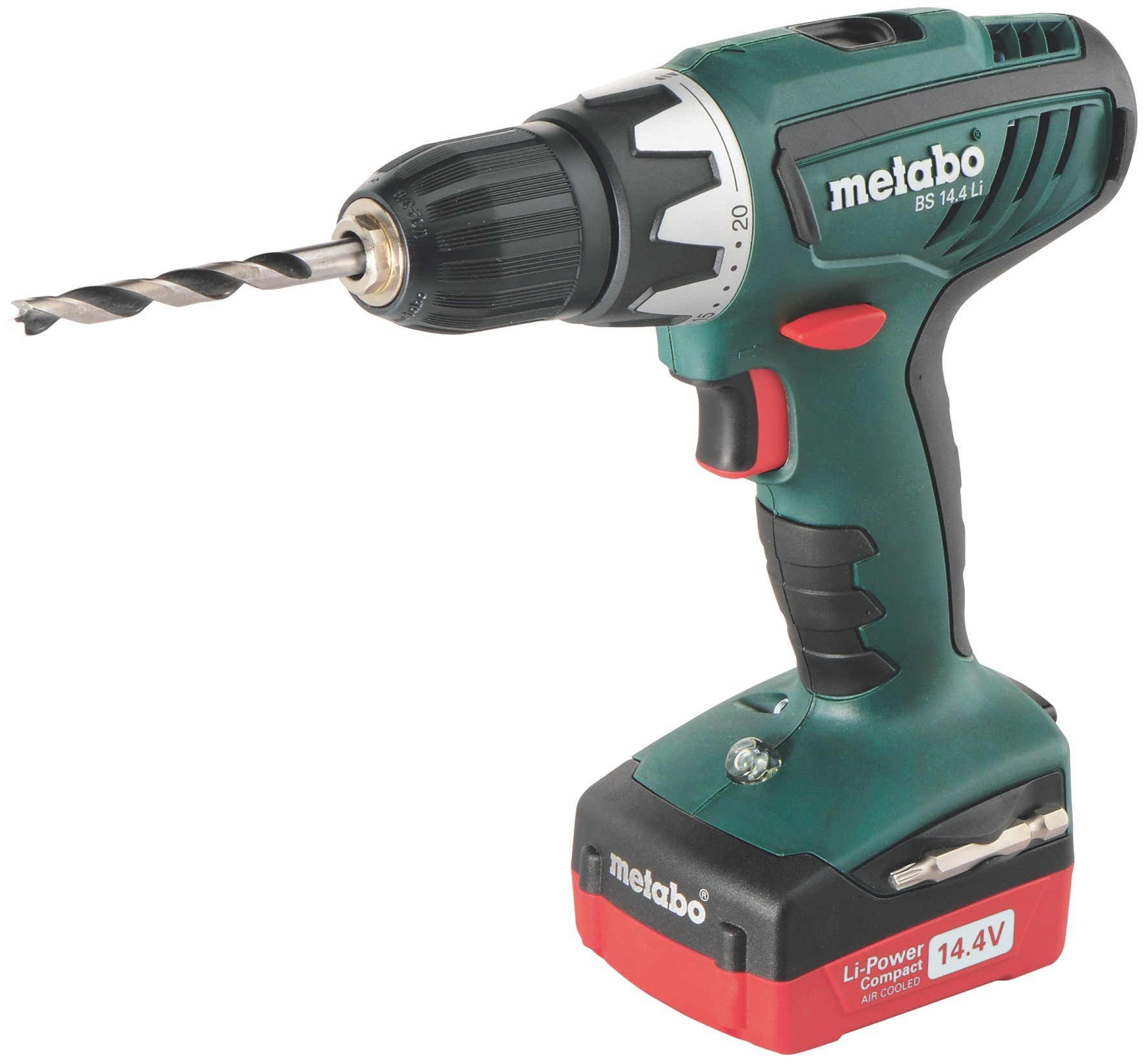 Metabo-602105510-BS-144-Li-Elektrowerkzeuge-144-V-Schwarz-Grn