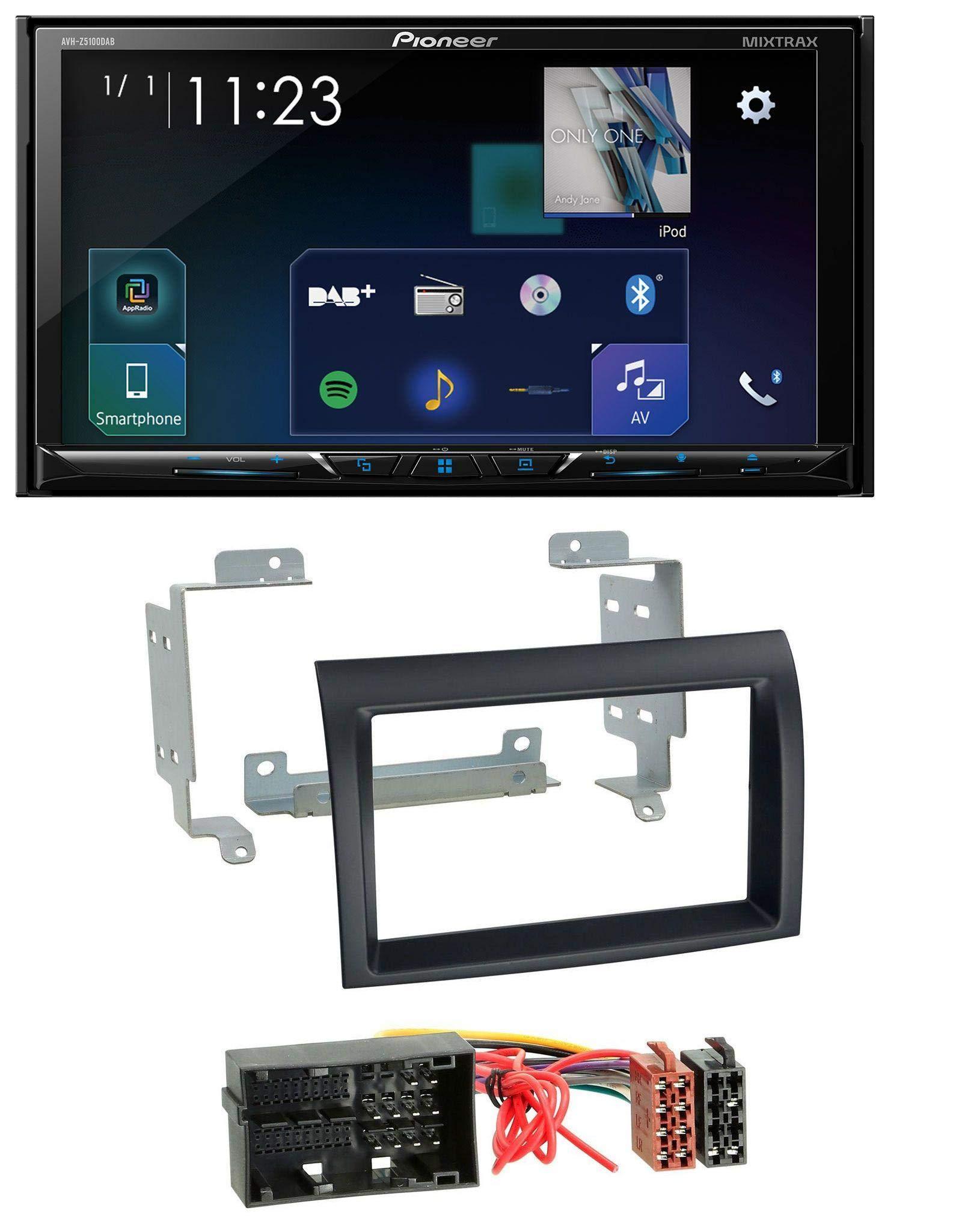 caraudio24-Pioneer-AVH-Z5100DAB-Bluetooth-DVD-MP3-USB-DAB-2DIN-Autoradio-fr-Citroen-Jumper-FIAT-Ducato-Peugeot-Boxer-Quadlock