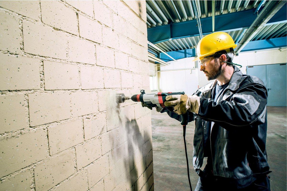 Metabo-Multihammer-UHEV-2860-2-Quick-Set-1100-W-38-J-Wechselfutter-SDS-Plus-Bohr–Beton-28-mm-Bohrhammer-Made-in-Germany-mit-Koffer-und-Bohrer-Meisselsatz-600713510