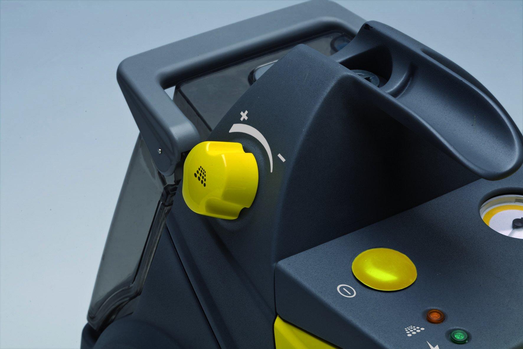 Ariete-Dampfreiniger-AR42071-schwarzgelb