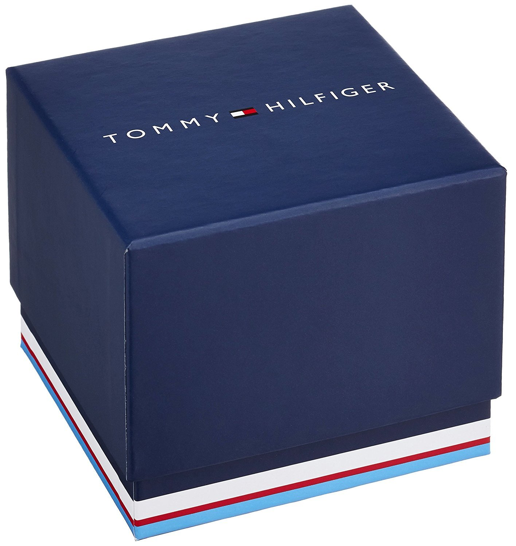 Tommy-Hilfiger-Damen-Multi-Zifferblatt-Quarz-Uhr-mit-Leder-Armband-1781948