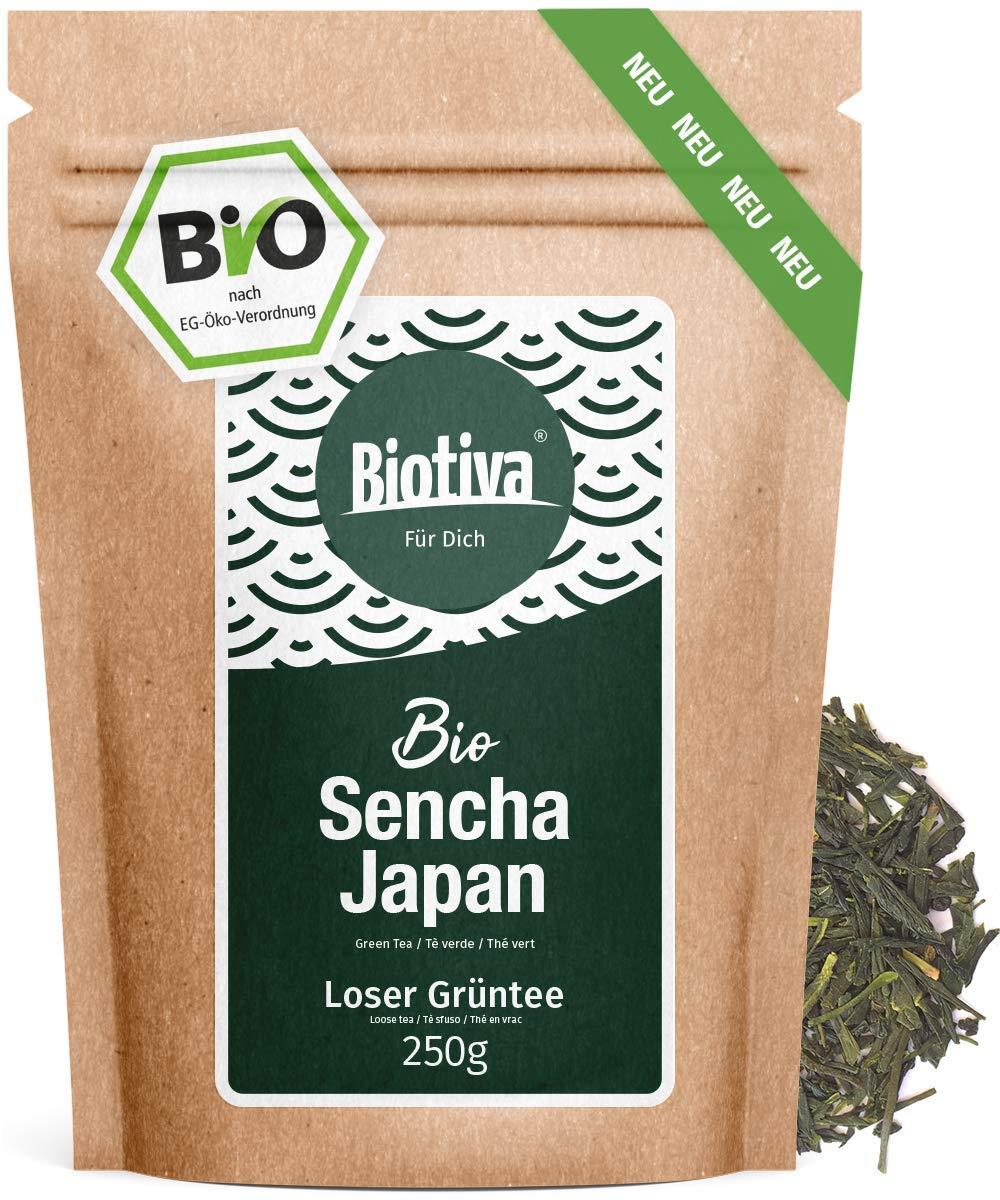 Sencha-Japan-Bio-Grntee-250g-250g-Spitzenpreis-Mild-angenehm-grasig-blumig-Abgepackt-und-kontrolliert-in-Deutschland-DE-KO-005-30-Jahre-Tee-Erfahrung