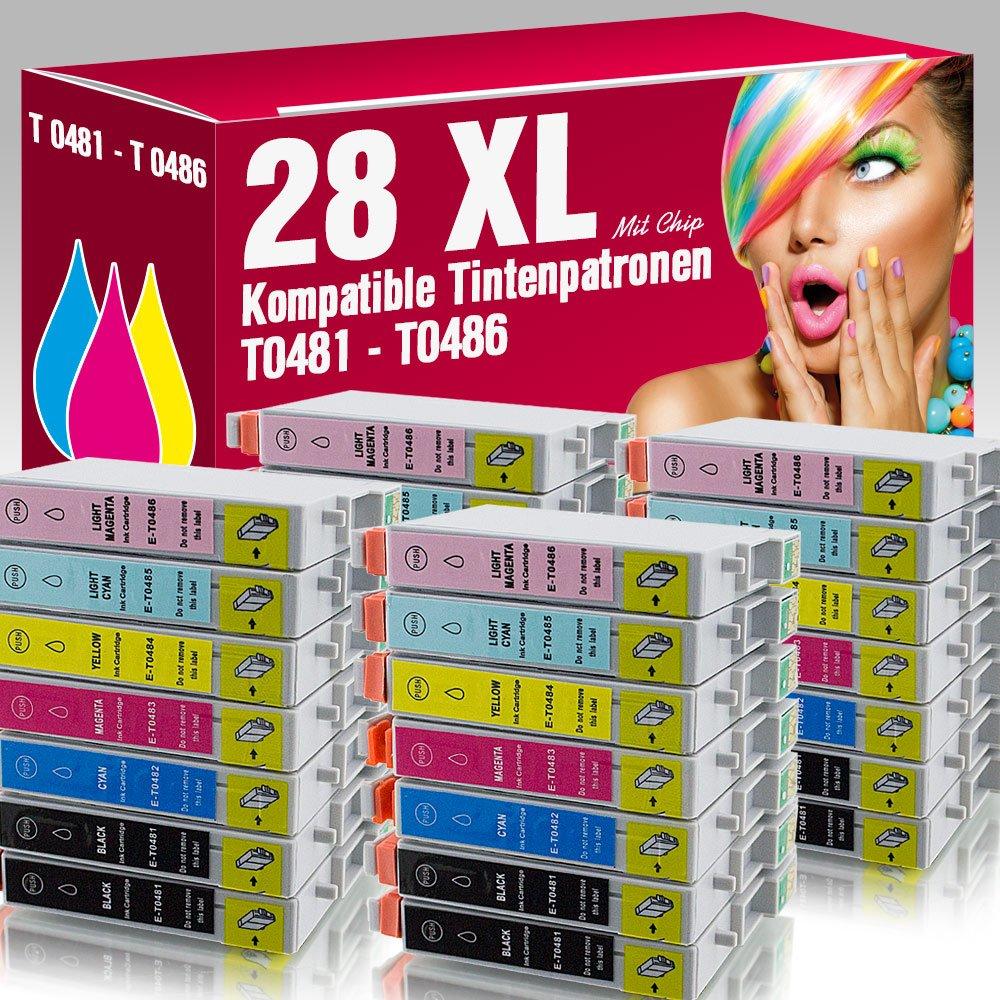 ms-point-28x-kompatible-Druckerpatronen-fr-Epson-Stylus-Photo-R200-R210-R220-R300-R300M-R310-R320-R340-RX300-RX500-RX600-RX620-RX640