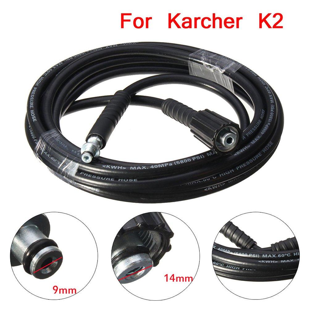 Hochdruckreiniger-Wasserschlauch-fr-Reinigung-5-m-5800-PSI-Hochdruckreiniger-Waschschlauch-fr-Krcher-K2