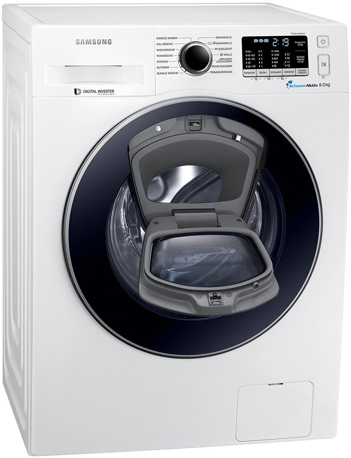 Samsung-WW8EK5400UWEG-AddWash-Waschmaschine-FL-A-116-kWhJahr-1400-UpM-8-kg-Wei-Add-Wash-Smart-Check-Digital-Inverter-Motor