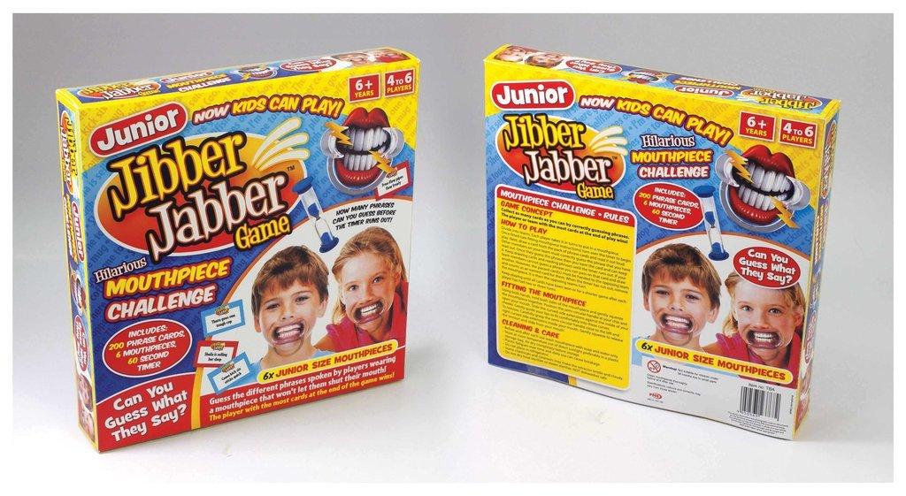 Junior-Jibber-Jabber-Spiel-Hilarious-Mundstck-Herausforderung