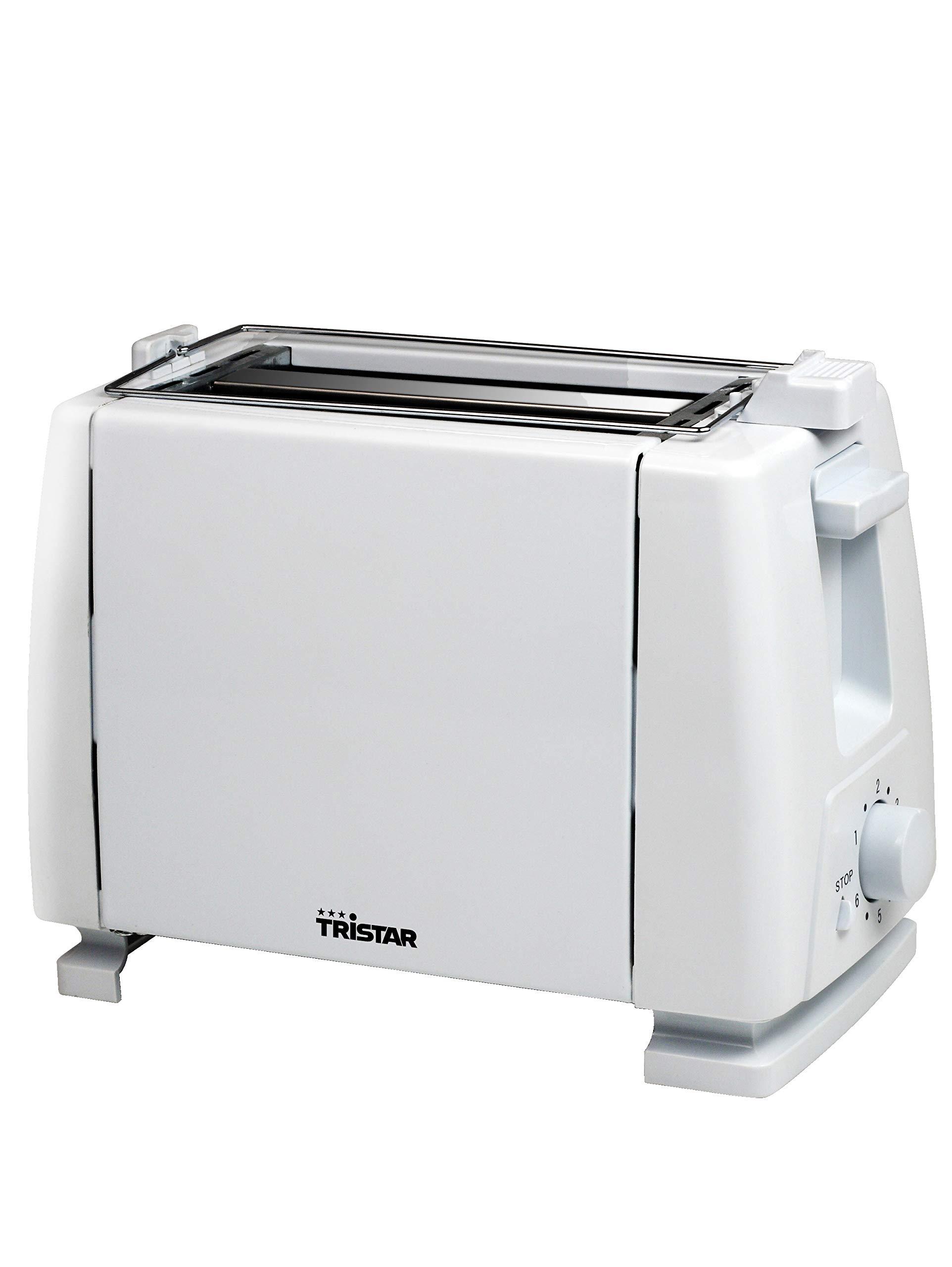Tristar-Tristar-Toaster-BR-1009-Weiss