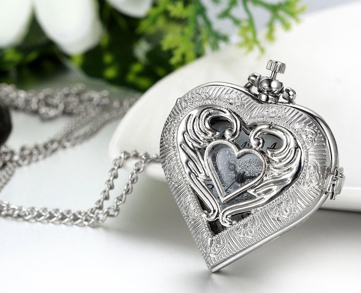 JewelryWe-Herren-Damen-Taschenuhr-Exquisite-Engelsflgel-Love-Herz-Uhr-Anhnger-Analog-Quarz-Kettenuhr-Pullover-Halskette-Kette-mit-Digital-Zifferblatt