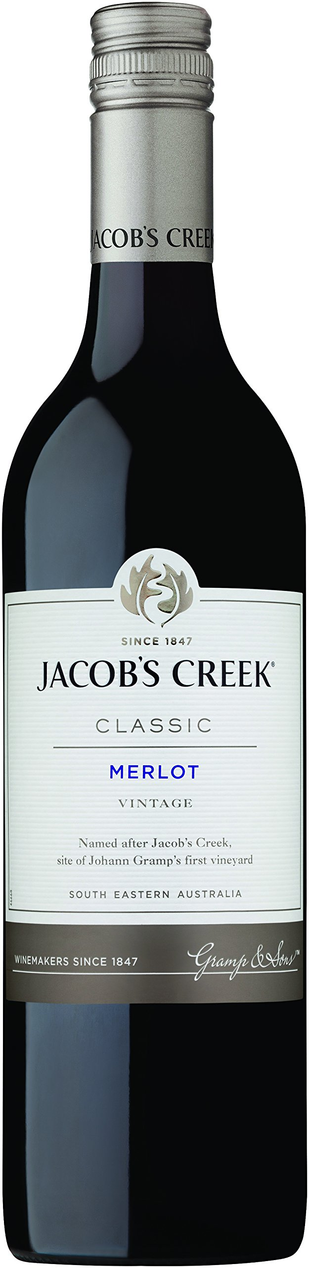 6x-JACOBS-CREEK-MERLOT-075L-Incl-Goodie-von-Flensburger-Handel