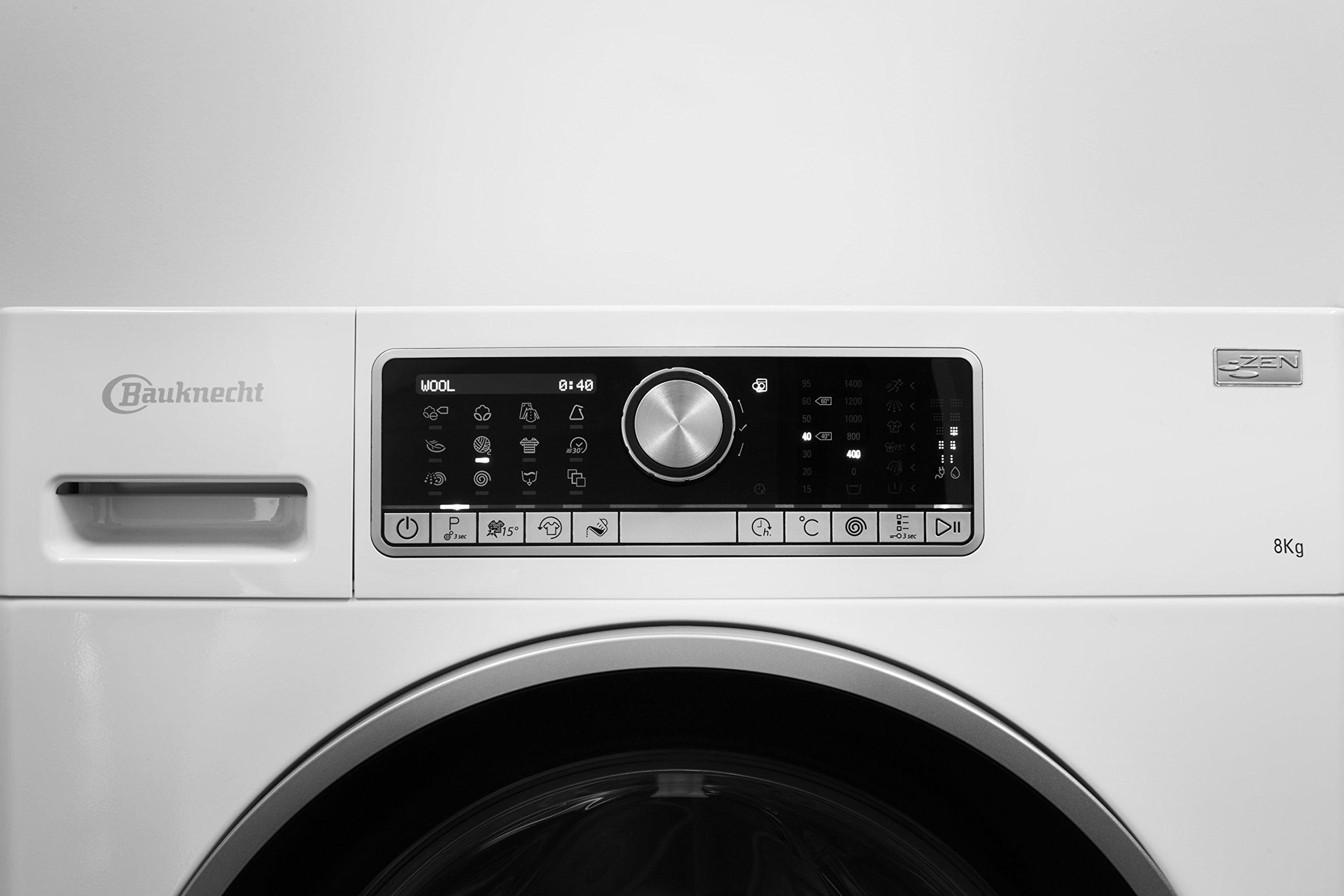 Bauknecht-WM-Trend-824-ZEN-Waschmaschine-FrontladerA-B-1400-UpM-8-kgweiextrem-leise-mit-48-dbZEN-Direktantrieb