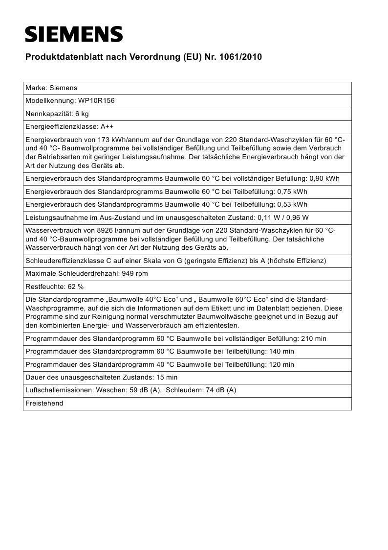 Siemens-iQ100-WP10R156-Toplader-600-kg-A-171-kWh-1000-Umin-Schnellwaschprogramm-Nachlegefunktion-Effizienter-Wasserverbrauch