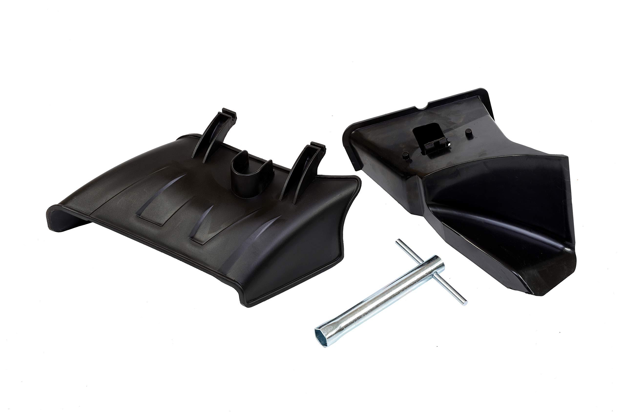 Varan-Motors-KCL21SDP-Rasenmher-mit-Radantrieb-Elektrostarter-196cc-Schnittdurchmesser-53cm