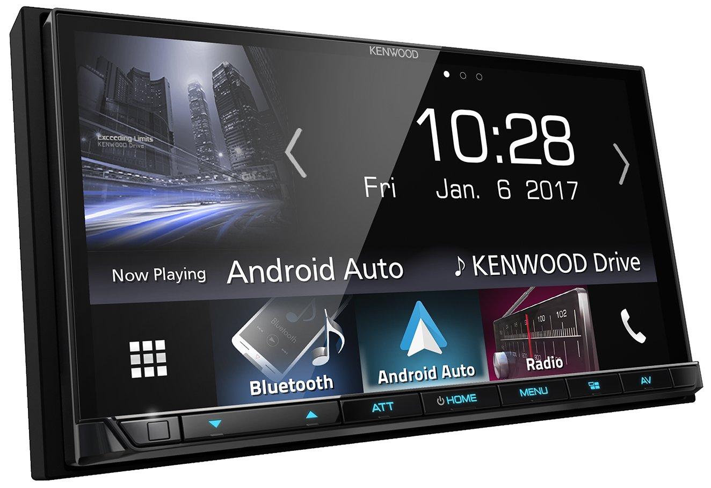 Kenwood-DMX7017BTS-177-cm-WVGA-Digital-Media-Moniceiver-mit-Bluetooth-Apple-CarPlay-und-Android-Auto-schwarz