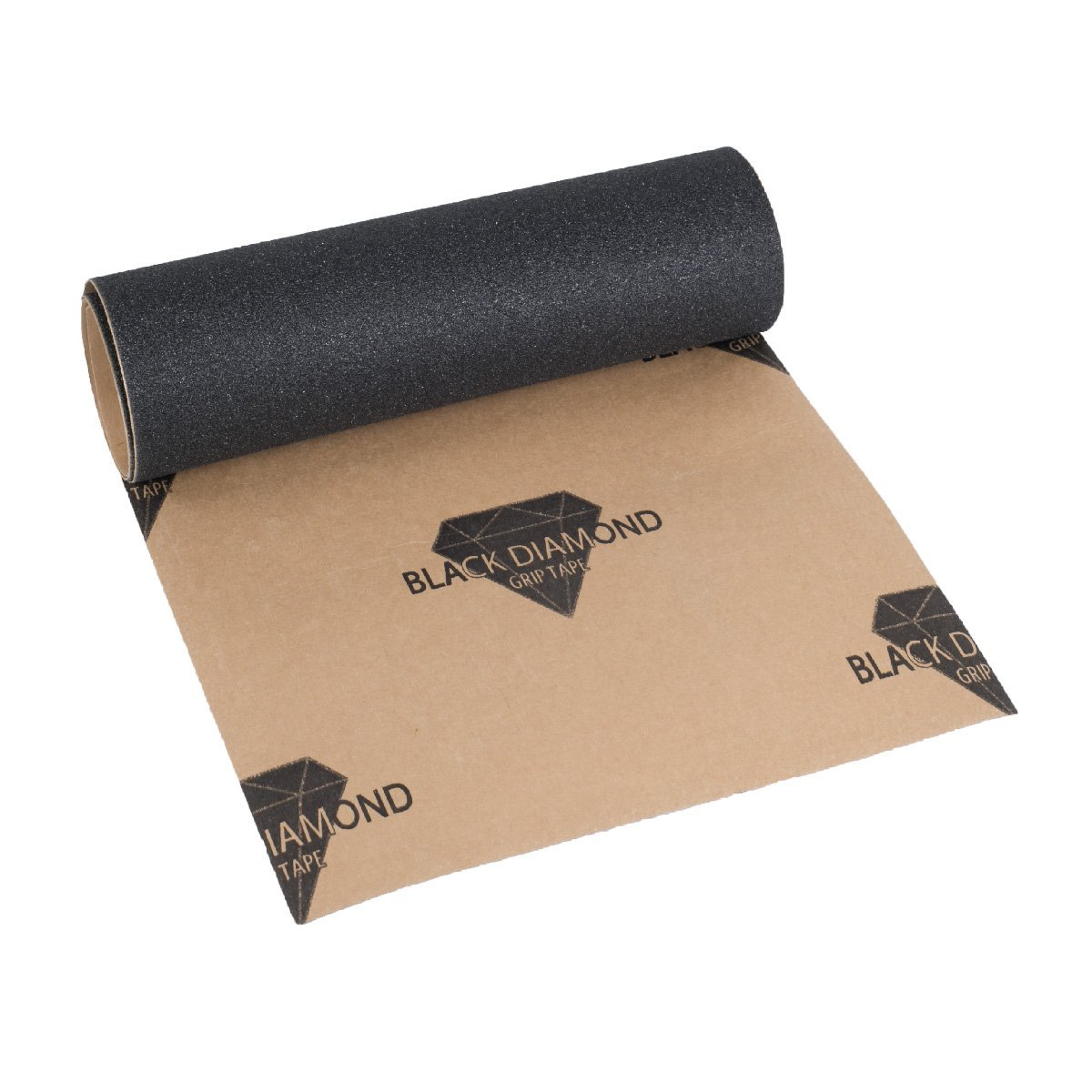 Skateboard-Griptape-von-Black-Diamond-1-Lage-23x84cm-premium-Griptape-selbstklebend