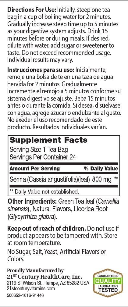 21st-Century-Health-Care-Herbal-Slimming-Tea-Zitrone-Limette-24-Teebeutel-16-oz-45-g-21-x-26-x-48-inches